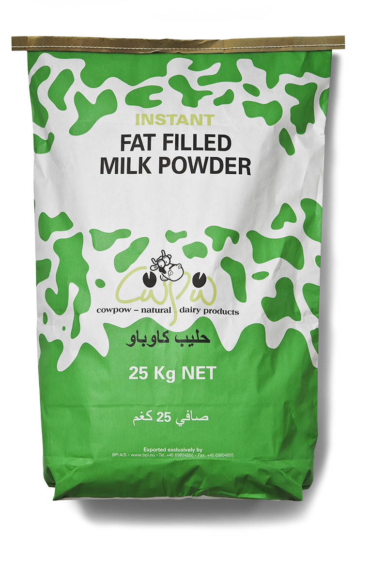 INSTANT Fat Filled Milk Powder 25 kg